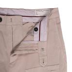 Gilmore Cargo Pants // Beige (34WX32L)