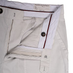 Sinclair Carpenter Pants // Ivory (28WX32L)