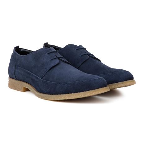 Apron Desert Shoe // Navy (UK: 7)