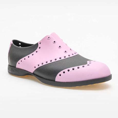 Classics Oxford // Black + Pink (US: 7)