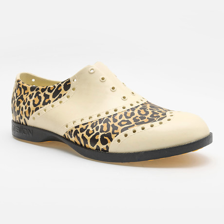 Patterns Leopard Oxford // Multi (US: 7)