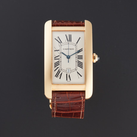 Cartier Tank Americaine Automatic // 1740 // Pre-Owned