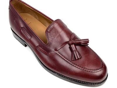 Photo of Robert Talbott Sophisticated Footwear Berkeley // Burgundy (US: 7) by Touch Of Modern