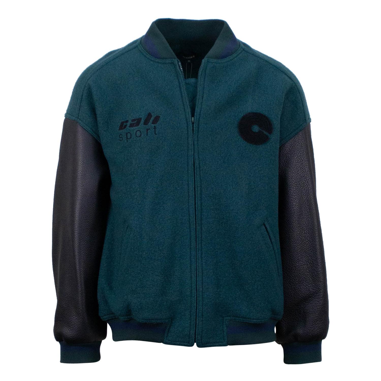 e81966935 Yeezy // Season 5 Ink Classic Bomber Jacket // Emerald Green (XS ...