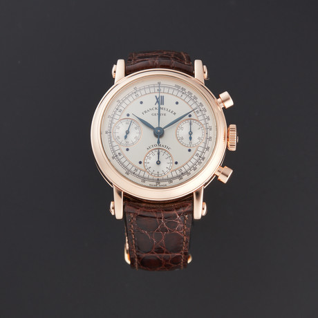 Franck Muller Chronograph Automatic // 7000CC36 // Pre-Owned