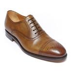 Toe Cap Oxford Goodyear // Brown (Euro: 42)
