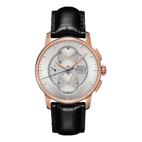 MIDO Baroncelli Chronograph Automatic // M8607.3.10.4