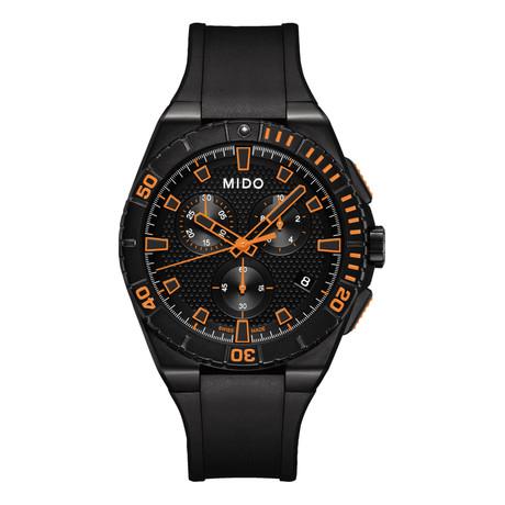 MIDO Ocean Star II Chronograph Quartz // M023.417.37.051.09
