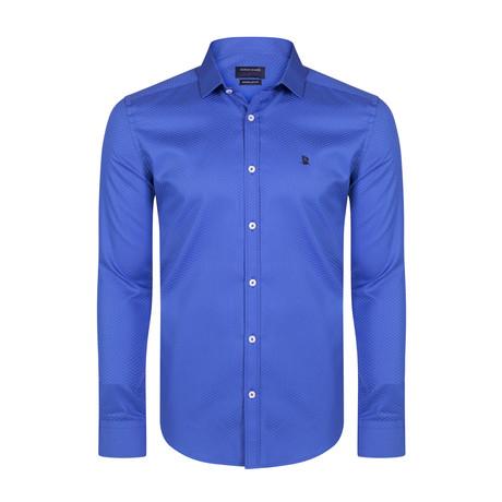 Leland Shirt // Sax (XS)