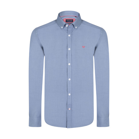 Kent Shirt // Light Blue (XS)