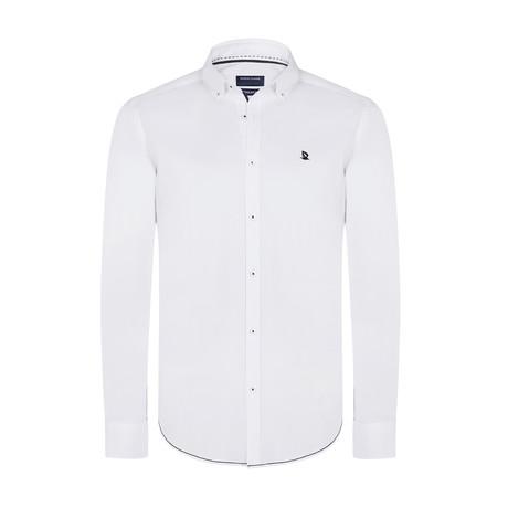 Danilo Shirt // White (XS)