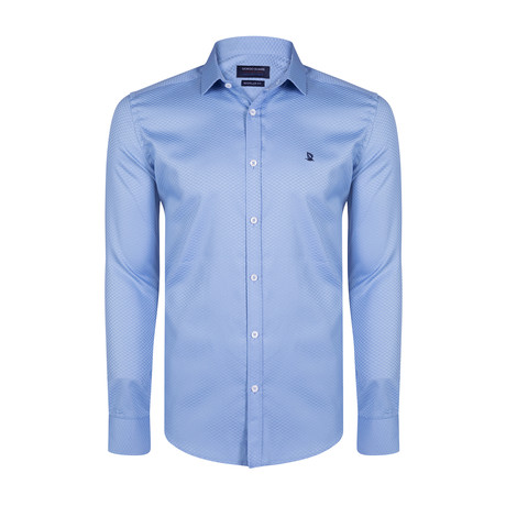 Rosco Shirt // Blue (XS)