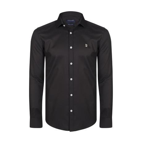 Ralph Shirt // Black (XS)