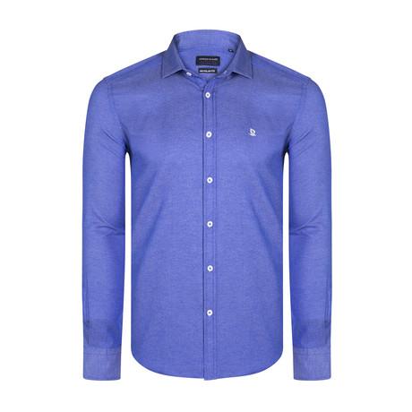 Robinson Shirt // Sax (XS)