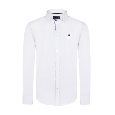 Martin Shirt // White (XS)