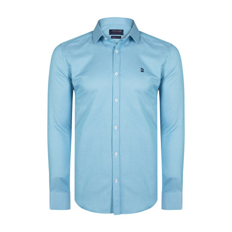 Liam Shirt // Turquoise (S)