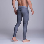 Long Athletic Pants Jasped // Grey (XS)