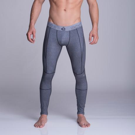 Long Athletic Pants Jasped // Grey (XS)