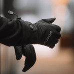 Heated Windblocker Gloves (Small)