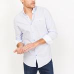 Valentino Button Up // Light Blue (Small)