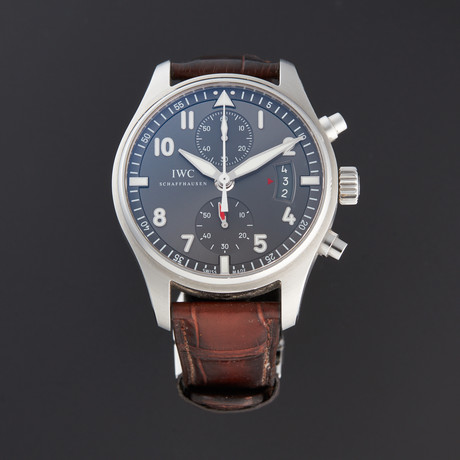 IWC Pilot Spitfire Chronograph Automatic // IW387802 // Pre-Owned