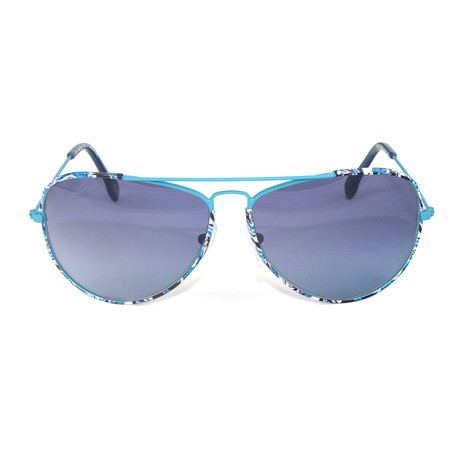 EP125S-440 Sunglasses // Turquoise