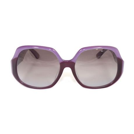 EP609S-506 Sunglasses // Plum Rose