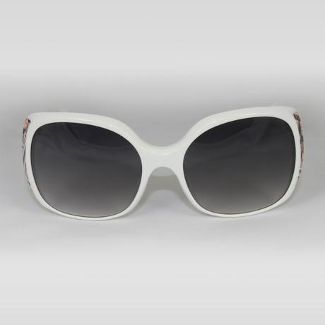 EP643S-105 Sunglasses // White