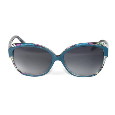 EP670S-445 Sunglasses // Capri Blue