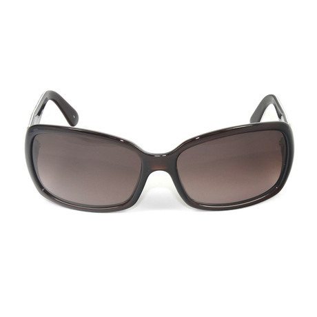 EP677S-204 Sunglasses // Chocolate Leopard