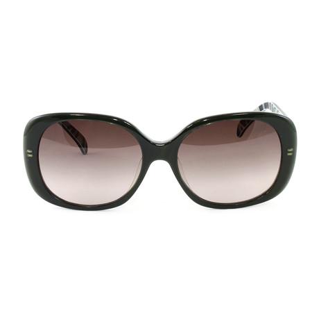 EP678S-300 Sunglasses // Dark Green