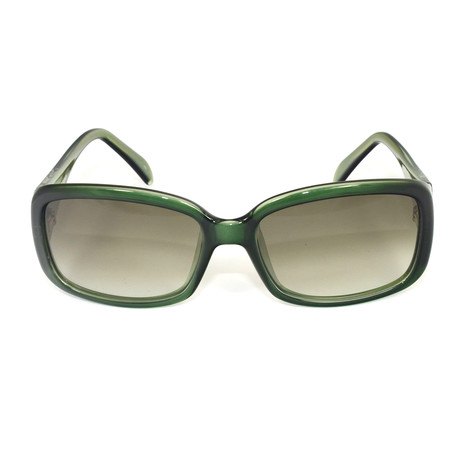 EP684S-318 Sunglasses // Olive Green