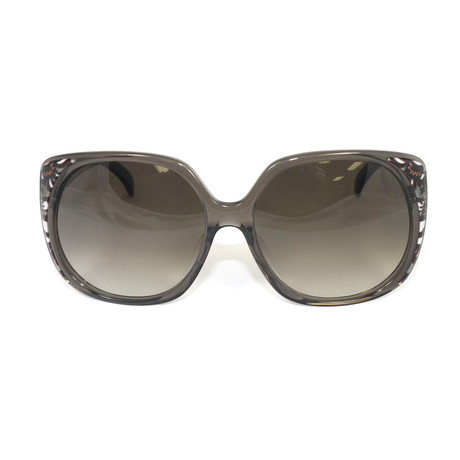 EP690S-241 Sunglasses // Walnut