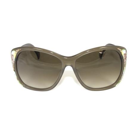 EP691S-250 Sunglasses // Khaki