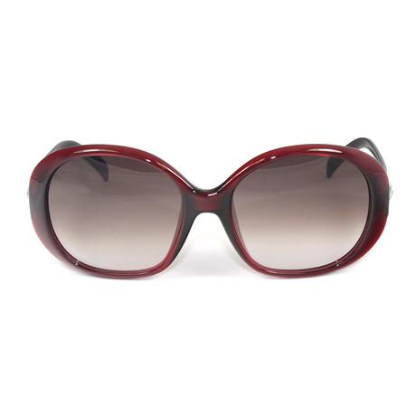 EP695S-602 Sunglasses // Wine