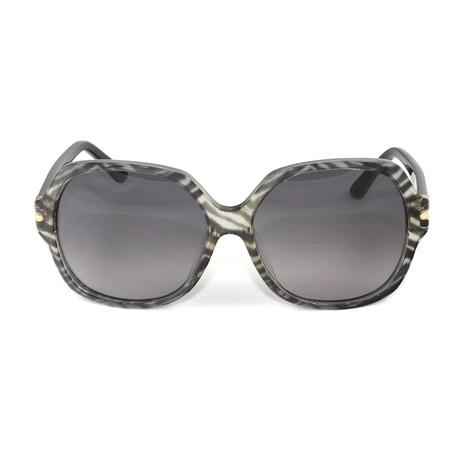 EP714S-035 Sunglasses // Black + White