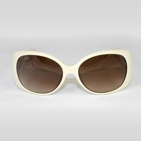 EP704S-275 Sunglasses // Cream