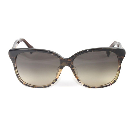 EP728S-236 Sunglasses // Brown Gradient