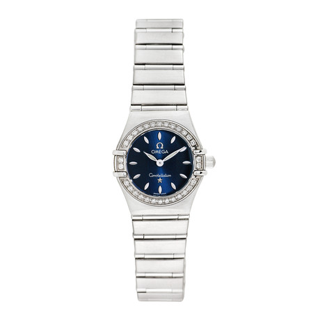 Omega Constellation Quartz // 762-TM10812 // Pre-Owned