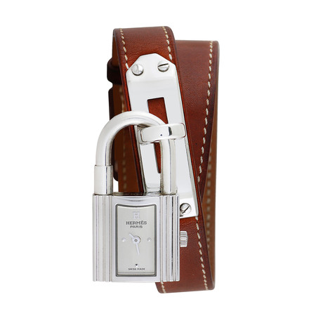 Hermes Kelly Lock Quartz // Pre-Owned