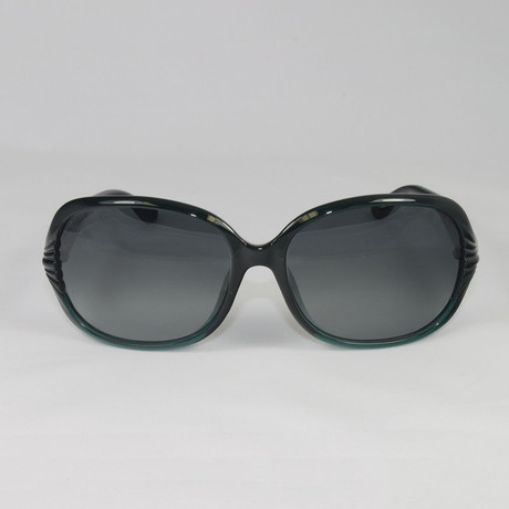 Womens SF648S-311 Sunglasses // Pearl Green