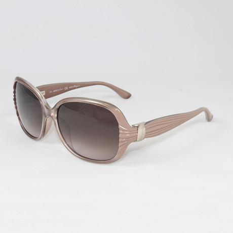 Women's SF648S-663 Sunglasses // Pearl Rose