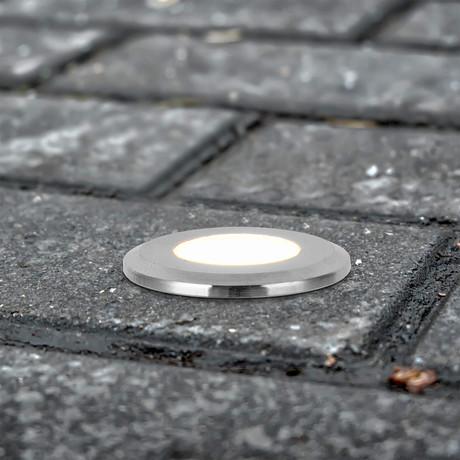 "92340SS LED // 1.5"" 1-Watt Outdoor In-Ground Light"