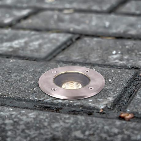 "93364SS LED // 6"" 5-Watt Outdoor In-Ground Light"