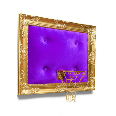 Purple Rain Hoop