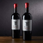 Kukeri Mt. Veeder Napa Valley Cabernet Sauvignon // Set of 2