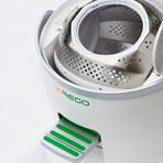 Drumi // Foot Powered Washing Machine