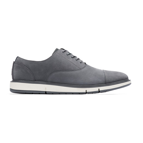 Motion Cap Toe // Gray + Navy (US: 7)