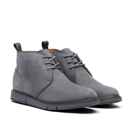 Motion Chukka // Gray + Olive (US: 7)