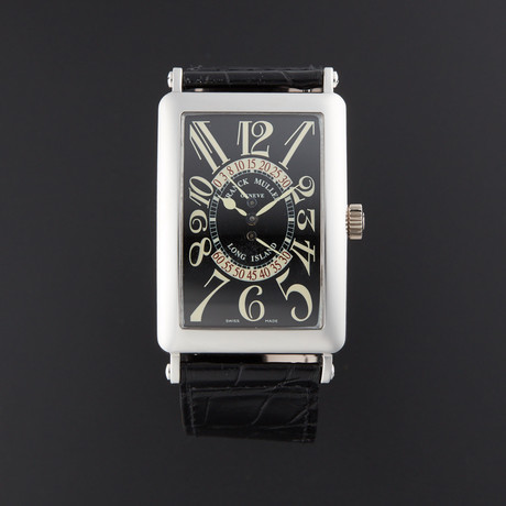 Franck Muller Long Island Automatic // 1100 DS R // Pre-Owned